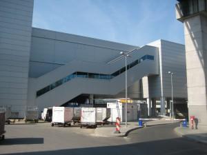 CD-Riegel Busankunft, Fraport