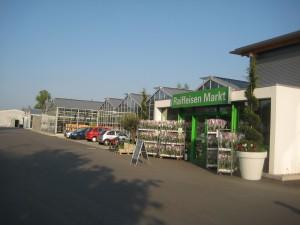 Neu- und Umbau ZG Raiffeisen Markt, Karlsruhe