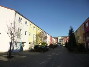 19 Reihenhäuser, Oberreut